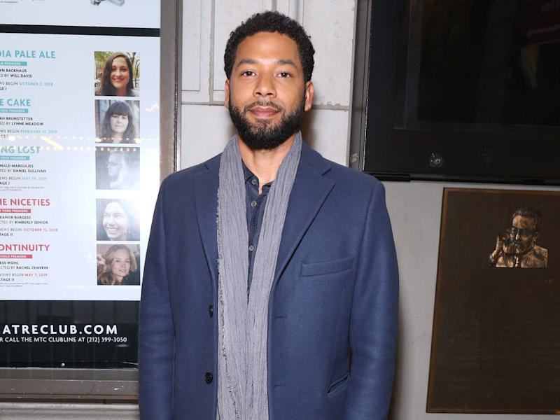 Empire showrunner: 'Jussie Smollett's return for show finale is being discussed'
