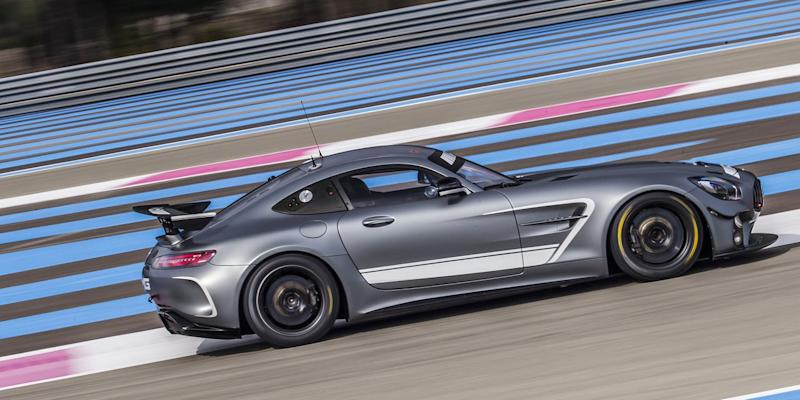 Mercedes Amg Gt4 >> Mercedes Amg Gt4 First Track Test