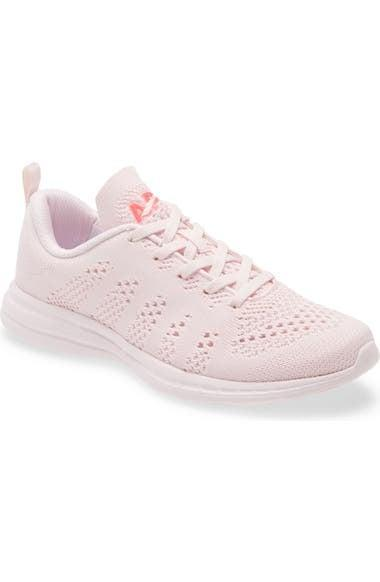 <p>The popular <span>APL TechLoom Pro Knit Running Shoe</span> ($140) aren't just cool looking, but they're also lightweight and breathable.</p>