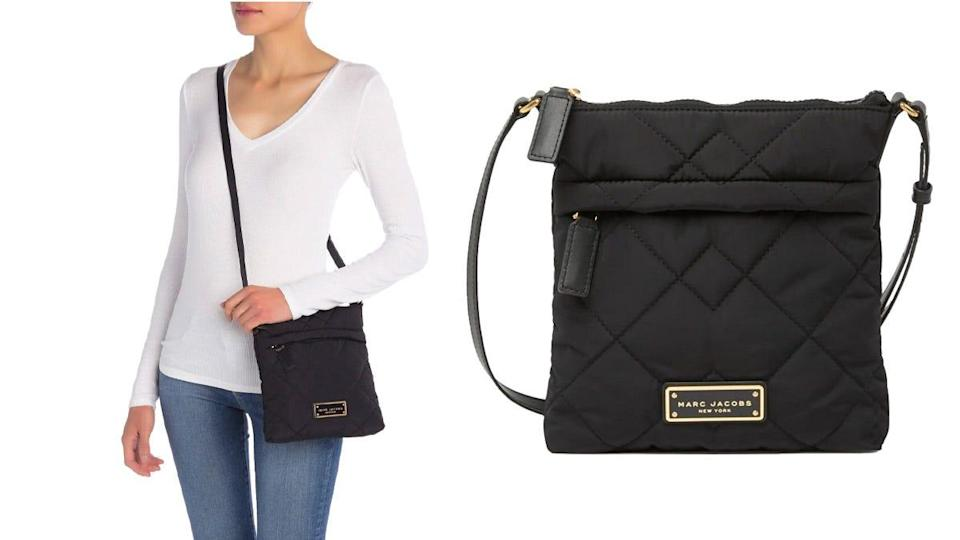 Save more than $120 on this chic Marc Jacobs crossbody.