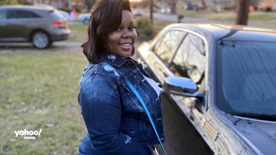 Breonna Taylor, 26, was a decorated emergency medical technician (Family photo)