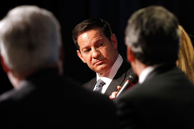 Mark Halperin has been accused of sexually harassing women while he worked at ABC News, according to a report from CNN.