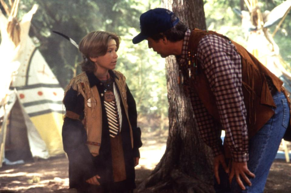 """<p><strong>HBO Max's Description:</strong> """"A twelve-year-old boy goes to war against his mother's new boyfriend in this family comedy. Chevy Chase, Farrah Fawcett, Jonathan Taylor Thomas.""""</p> <p><a href=""""https://play.hbomax.com/feature/urn:hbo:feature:GW0ex5Q1f0p2JAwEAAADD"""" class=""""link rapid-noclick-resp"""" rel=""""nofollow noopener"""" target=""""_blank"""" data-ylk=""""slk:Watch Man of the House on HBO Max here!"""">Watch <strong>Man of the House</strong> on HBO Max here!</a></p>"""