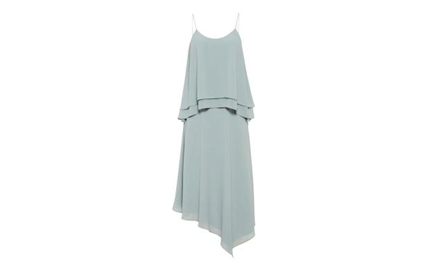 "<p>Ansley Tiered Cami Dress, $360, <a href=""https://www.reiss.com/us/p/tiered-cami-dress-womens-ansley-in-ocean-green/?category_id=1121"" rel=""nofollow noopener"" target=""_blank"" data-ylk=""slk:reiss.com"" class=""link rapid-noclick-resp"">reiss.com</a> </p>"
