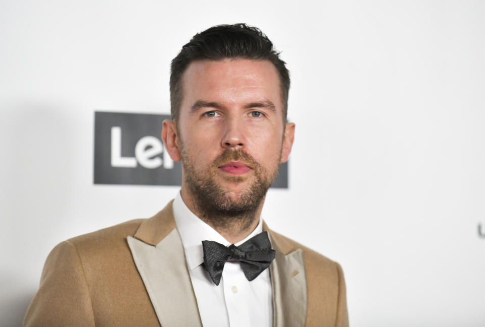 LOS ANGELES, CALIFORNIA - JANUARY 26: T.J. Osborne of Brothers Osborne attends Universal Music Group Hosts 2020 Grammy After Party on January 26, 2020 in Los Angeles, California. (Photo by Rodin Eckenroth/WireImage)