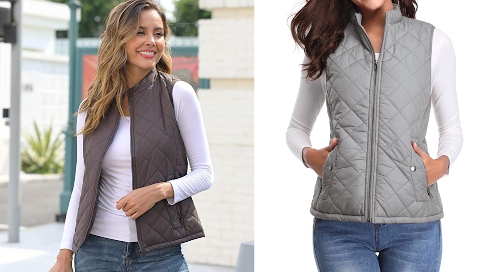 Thousands of Amazon shoppers love this vest.