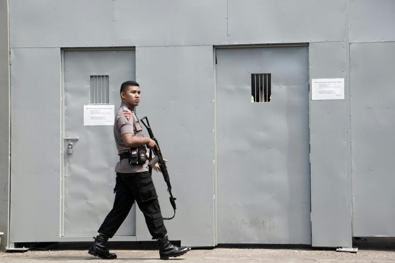 High-security Nusakambangan prison island off Java has been a penal colony since Indonesia's then Dutch rulers began detaining prisoners there more than a century ago