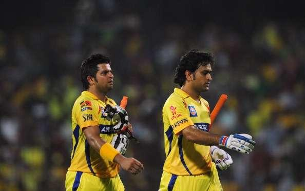 MS Dhoni and Suresh Raina helped Chennai Super Kings defeat the defending champions