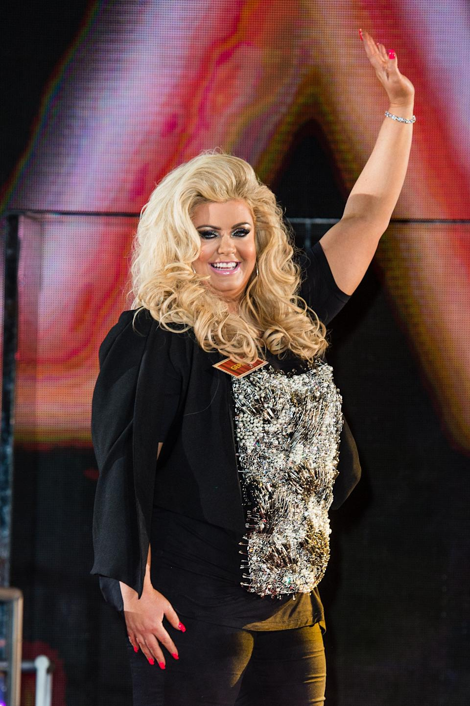 """Since making her debut in the second series of TOWIE, The GC has made a string of eyebrow-raising appearances on reality TV.<br /><br />Her stint on Splash! won her praise for her zero-f***s-given attitude to diving, although her brief spell in the I'm A Celebrity jungle was slightly less celebrated.<br /><br />Celebrity Big Brother led to her becoming the queen of memes (or """"memays"""" as she would say), after which she appeared on Celebs Go Dating, Celebrity Masterchef and All Together Now.<br /><br />You might also remember her headline-grabbing stint on Dancing On Ice, which included furious rows with judge Jason Gardiner, over-the-top outfits and a toe-curling fall on the ice."""