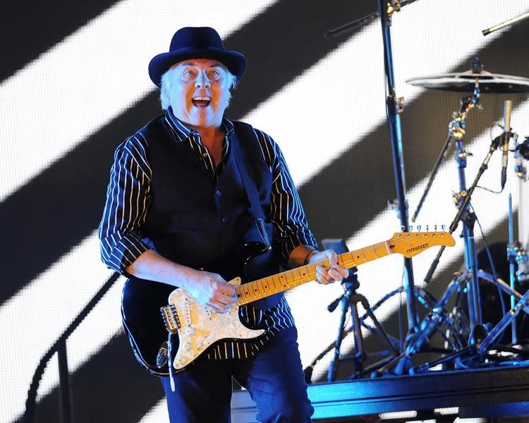 Rascals' guitarist Cornish recovering with pacemaker