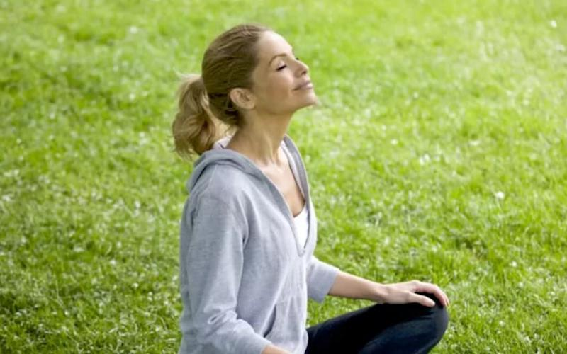 Only pregnant women are trained in breathing even though it could boost happiness and productivity