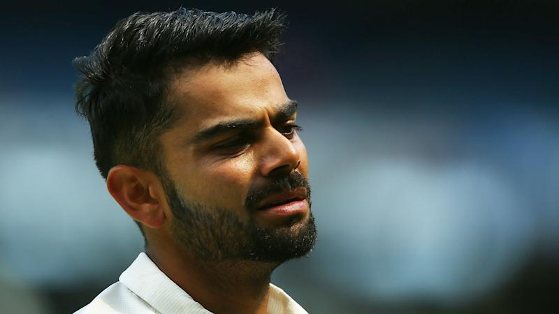 Kohli's gripe is only with 'a couple' of Australia players