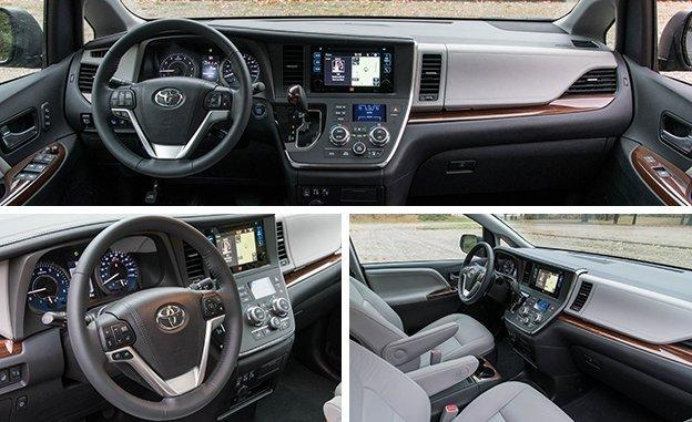 2017 toyota sienna awd. Black Bedroom Furniture Sets. Home Design Ideas