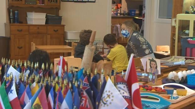 The provincial government promised emergency funding for child-care centres in April.