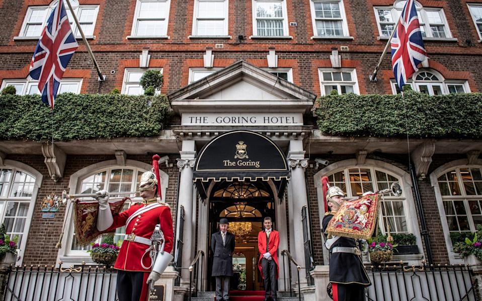 It's not just London's spectacular properties that have stood the test of time – a number of their distinguished staff have, too
