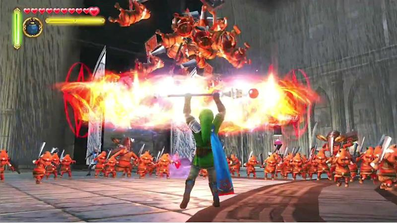 Hey! Somebody Spilled Dynasty Warriors All Over My Legend of Zelda!.