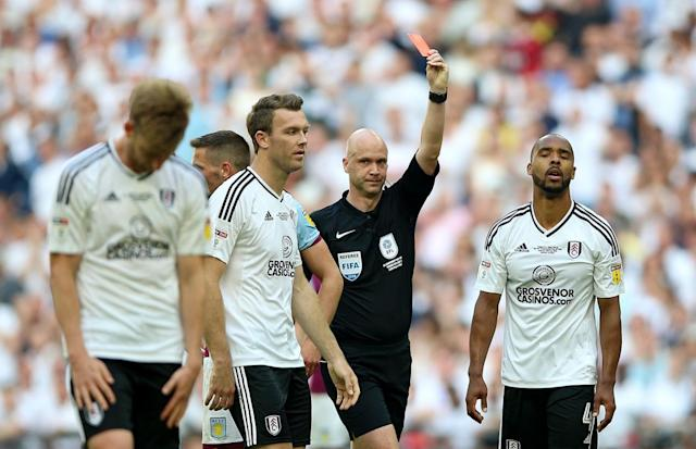 Fulham promoted to Premier League as Tom Cairney strike seals £160m win for 10-man Cottagers