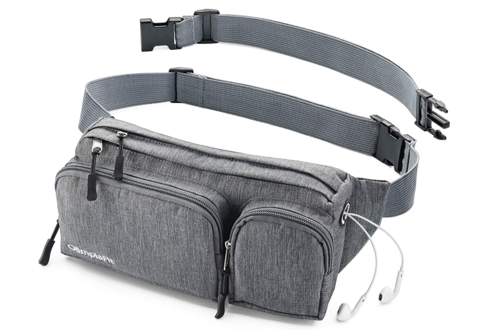 Fanny Pack Waist Bag. (Photo: Amazon)