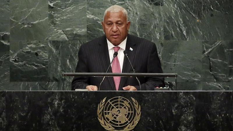 Fiji to issue bond to fight climate change