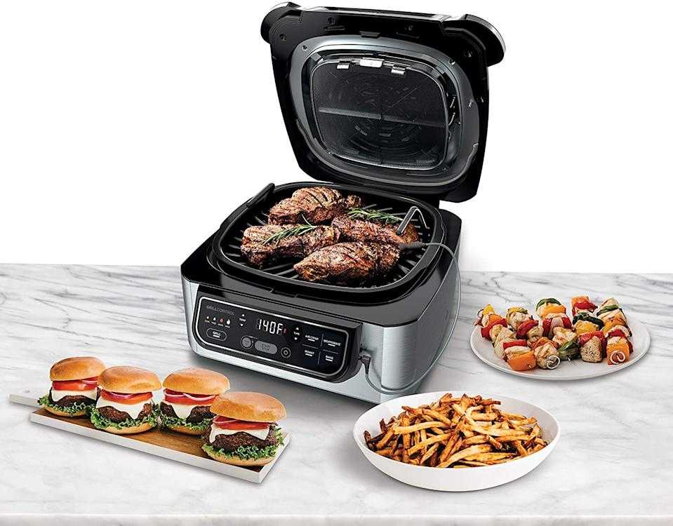 Ninja Foodi Pro 5-in-1 Indoor Grill (Photo: Amazon)