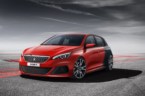 Peugeot to unveil hot 308 R Concept