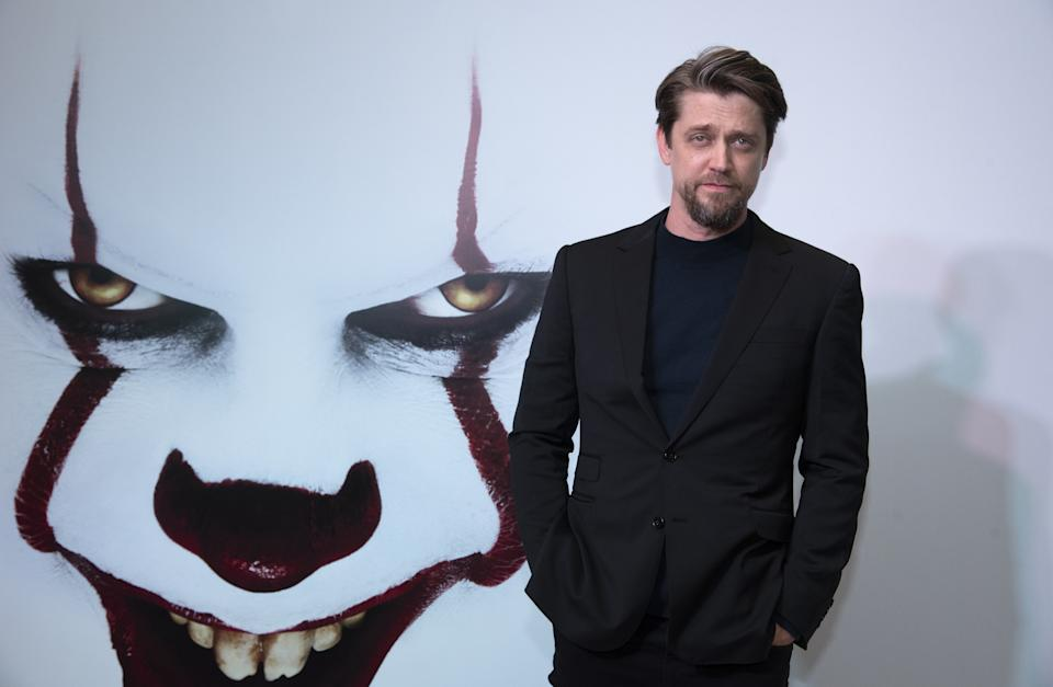BUENOS AIRES, ARGENTINA - AUGUST 20: Director Andy Muschietti attends a special screening of 'It: Chapter Two' at the Village Recoleta cinema on August 20, 2019 in Buenos Aires, Argentina. (Photo by Lalo Yasky/Getty Images)