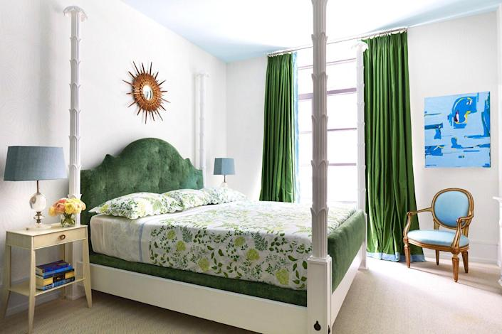 """<p>You've taken the time to track down the <a href=""""https://www.housebeautiful.com/shopping/furniture/g32291079/best-mattress-brands/"""" rel=""""nofollow noopener"""" target=""""_blank"""" data-ylk=""""slk:perfect mattress for you"""" class=""""link rapid-noclick-resp"""">perfect mattress for you</a>, but without good quality sheets, pillows, and blankets, you won't be able to enjoy it as much as you deserve to. This guide to buying bedding is here to help you rest easy and get a better night's sleep, so you don't <em>have </em>to hit snooze in the morning—even though you'll be so cozy, you'll certainly want to.</p><p><em>Jump right in, or click the menu below to skip ahead to the section you need. You can also skip straight to our top bedding picks!</em></p><ul><li><span>Shopping for Cotton Sheets</span><br></li><li><span>Shopping for Linen Sheets </span></li><li><span>Do You Need a New Pillow?</span><br></li><li><span>The Right Pillow for Each Sleep Style</span></li><li><span>Choosing the Right Pillow Fill</span><br></li><li><span>Types of Bed Coverings</span></li><li><span>What to Look for in a Comforter</span><br></li><li><span>How to Make Your Bed, According to Designers </span></li><li><span>Shop Top Sheets, Pillows, Comforters, and More</span></li></ul><hr><h2 class=""""body-h2"""">Sheets</h2><p>When you think about it, most of the fabric you're sleeping on at night is your sheets, especially if you <a href=""""https://www.housebeautiful.com/lifestyle/a26750958/why-use-a-top-sheet/"""" rel=""""nofollow noopener"""" target=""""_blank"""" data-ylk=""""slk:use a top sheet"""" class=""""link rapid-noclick-resp"""">use a top sheet</a> (which designer Kelly Finley of <a href=""""https://www.joystreetdesign.com/"""" rel=""""nofollow noopener"""" target=""""_blank"""" data-ylk=""""slk:Joy Street Design"""" class=""""link rapid-noclick-resp"""">Joy Street Design</a> also recommends—it's cozier <em>and</em> you don't have to wash your blanket or comforter every week, so they can last longer). You're basically sandwiched in between your fitted sheet and your f"""