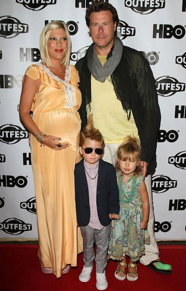 Retro baby names: Tori Spelling and Dean McDermott added another little girl to her family calling her Hattie Margaret