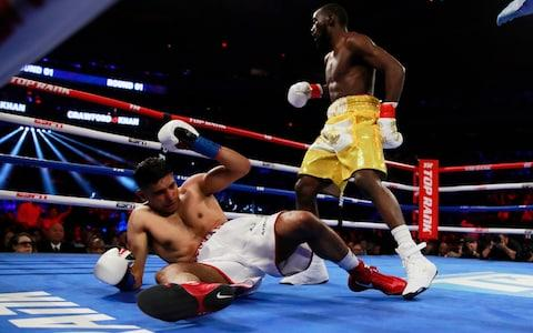 <span>Khan insists he wants to carry on after another punishing setback</span> <span>Credit: ACTION IMAGES </span>