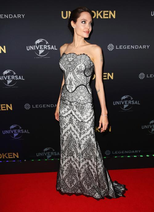 Fashion Hit or Miss: Angelina Jolie Rocks Gucci Première Gown at ...