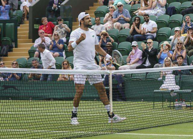 Wimbledon 2021 – Day Four – The All England Lawn Tennis and Croquet Club