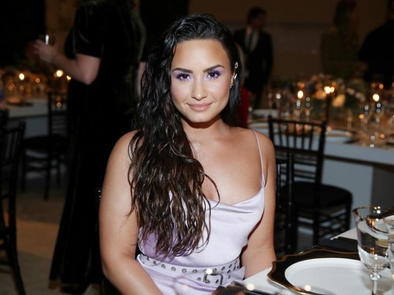 Demi Lovato shares powerful message about relapse on Instagram
