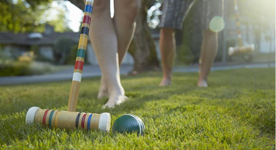 Best lawn games as croquet sees a lockdown revival. (Getty Images)