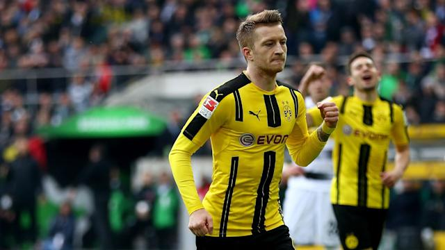 Borussia Dortmund coach Thomas Tuchel is hopeful Marco Reus can make the difference in the DFB-Pokal clash with Bayern Munich.
