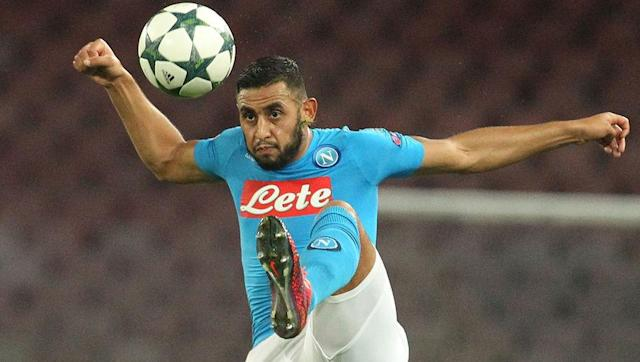 <p>The Algerian left-back has been in superb form for Napoli this season, and has registered four assists in the league so far.</p> <p>Ghoulam is being heavily linked with a move away from the Stadio San Paolo, and he could use the double header as an opportunity to advertise himself to the likes of Manchester City and PSG, who are interested in the defender.</p>