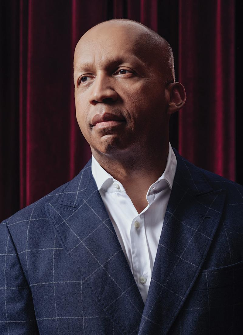 Brian Stevenson Just Mercy Variety Cover Story