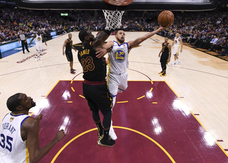 NBA Finals lead in ratings, but it was too short for ABC