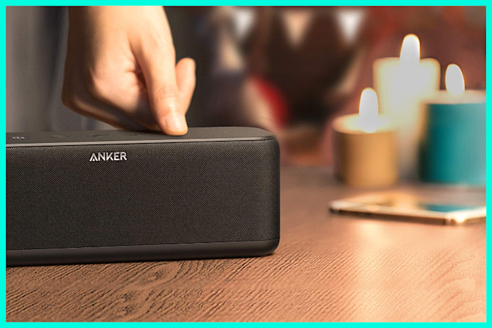 Save up to an impressive 31 percent off Anker Bluetooth Speakers, today only. (Photo: Amazon)