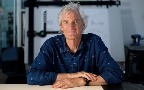 James Dyson says opening ceremony for London 2012 Olympics created 'negative' view of manufacturing