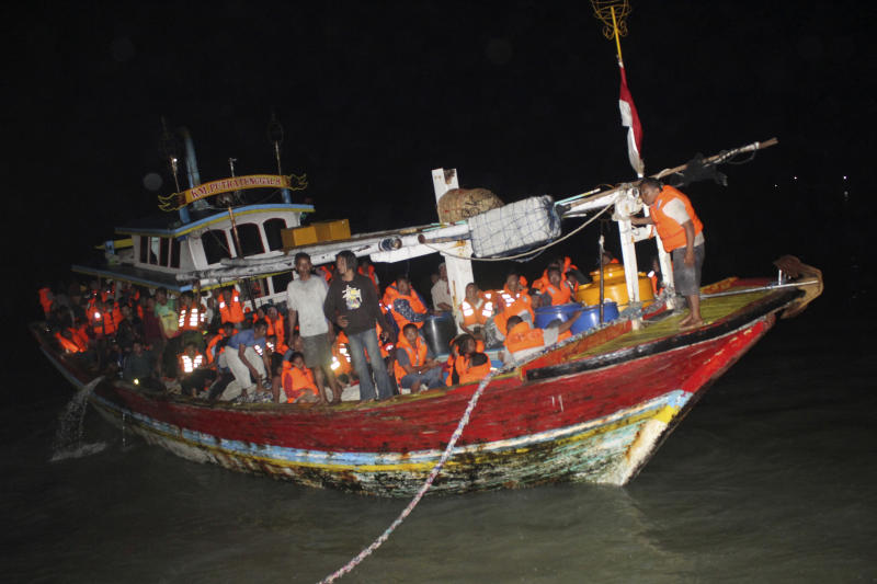 Indonesia Ferry Fire