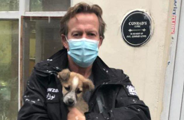 Pen Farthing, founder of animal rescue charity Nowzad (Photo: NowzadPA)