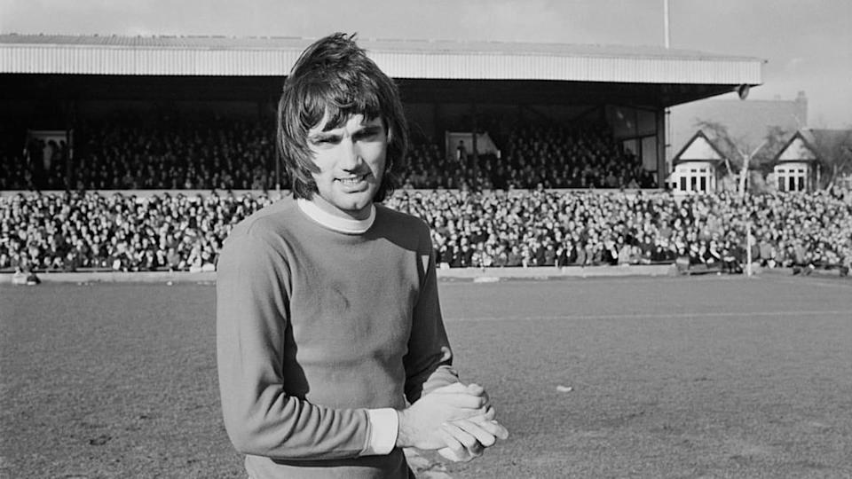 George Best | Joe Bangay/Getty Images