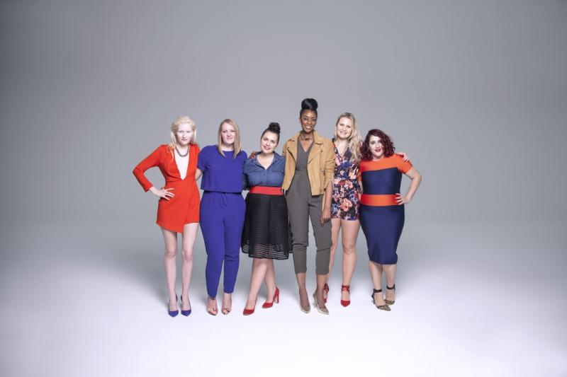 Plus Size Albino And Tall Models Star In Amazon Fashions Empowering Campaign