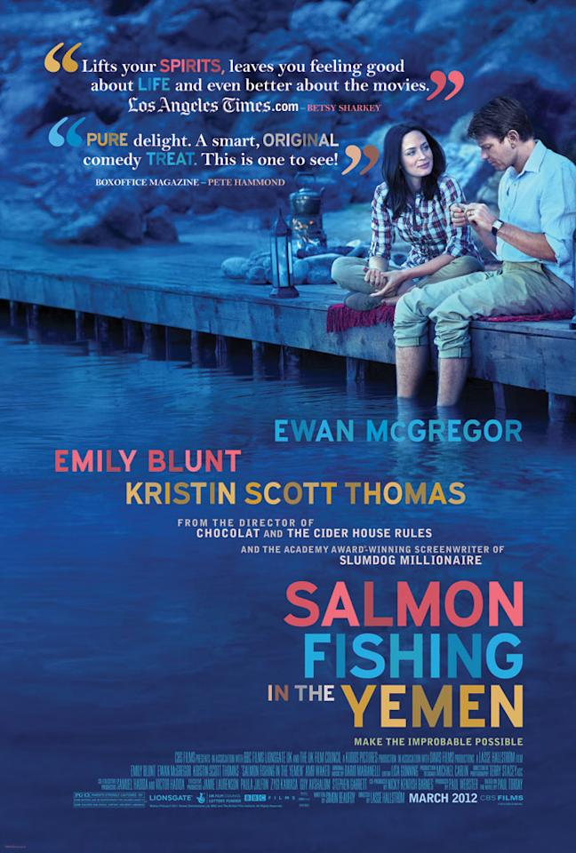 """Salmon Fishing on the Yemen"""