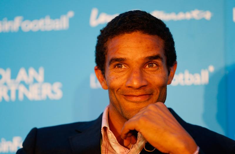 David James is the latest sport stars to enter Strictly. (Credit: Getty Images)