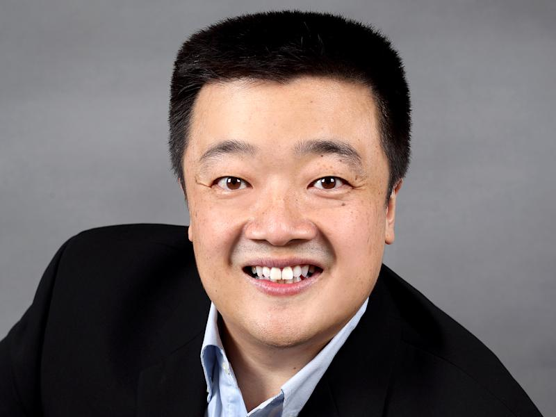Cryptocurrency entrepreneur Bobby Lee. Photo: Bobby Lee