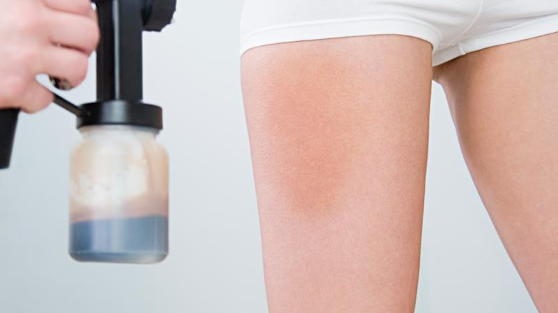 Can You Get a Spray Tan with Pre-Existing Skin Conditions? Dermatologists Weigh In