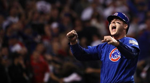 In case you haven't heard, the Chicago Cubs won the 2016 World Series and open their new season on Sunday night against the St. Louis Cardinals.