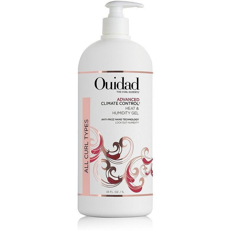 """<h3><strong>Ouidad</strong> Advanced Climate Control Heat and Humidity Gel</h3> <br>There's a reason this product is loved by <a href=""""https://www.refinery29.com/en-us/curly-hair-routines#slide-4"""" rel=""""nofollow noopener"""" target=""""_blank"""" data-ylk=""""slk:curly girls"""" class=""""link rapid-noclick-resp"""">curly girls</a>: Its protein-packed formula manages to seals cuticles and define curls at the same time.<br><br><strong>Ouidad</strong> Advanced Climate Control Heat & Humidity Gel, $, available at <a href=""""https://go.skimresources.com/?id=30283X879131&url=https%3A%2F%2Fwww.ulta.com%2Fadvanced-climate-control-heat-humidity-gel%3FproductId%3DxlsImpprod18091209%26sku%3D2526076%26nrtv_cid%3D21c5e3a7c6073a54ab30e36ca5f13f72a8594b5dee639a50cc8326c1ef2fc112%26utm_source%3Dnarrativ%26utm_medium%3Dcpc%26utm_campaign%3Dnarrativ_premium_editorial%26utm_content%3Drefinery29%26AID%3D313779%26PID%3D376373%26CID%3Daf_313779_376373_%26clickId%3DRC9zcxUKXxyJWrQwUx0Mo38zUkiRYKXegwOewA0%26irgwc%3D1"""" rel=""""nofollow noopener"""" target=""""_blank"""" data-ylk=""""slk:Ulta Beauty"""" class=""""link rapid-noclick-resp"""">Ulta Beauty</a><br>"""