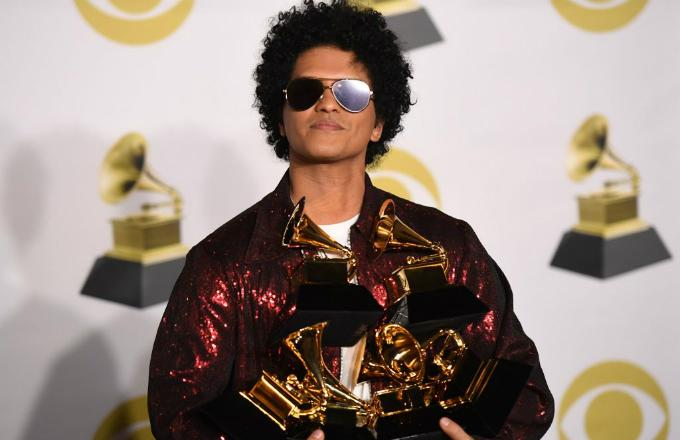 Bruno Mars criticized for cultural appropriation
